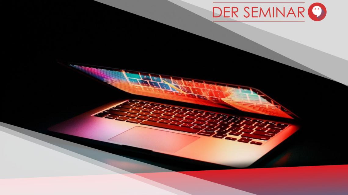 DER-SEMINAR Blogcover zum Thema software update neuerung technik one more thing