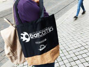 Der offizielle Barcamp-Bag